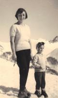 Livia e Mamma 1962