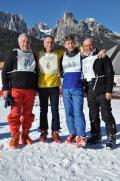 I LUMACONI Squadra vincitrice del 1°Trofeo sciclub università La Sapienza